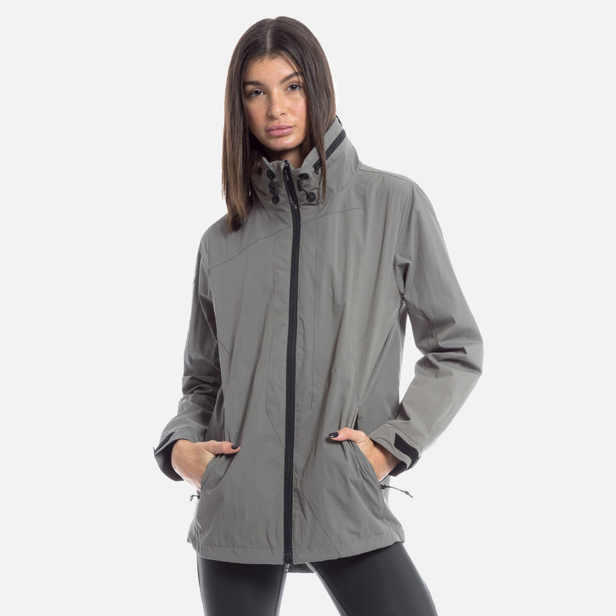Kith Madison Jacket - Steel Grey