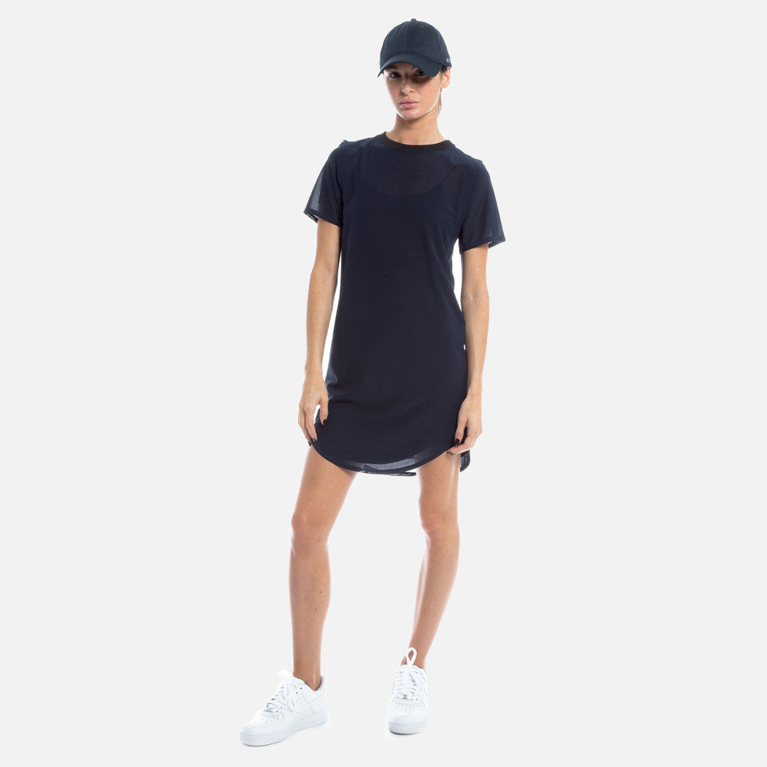 Kith Jett S/S Dress - Meteorite Navy