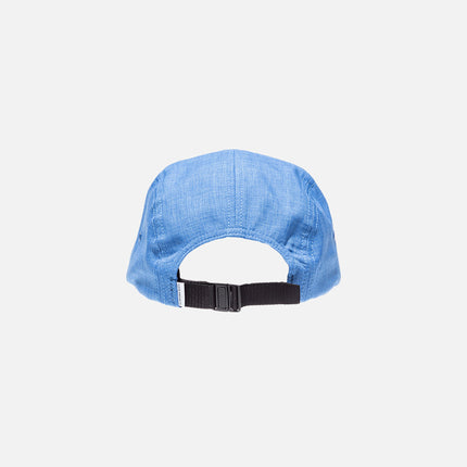 Norse Projects 5 Panel Cap - Light Indigo
