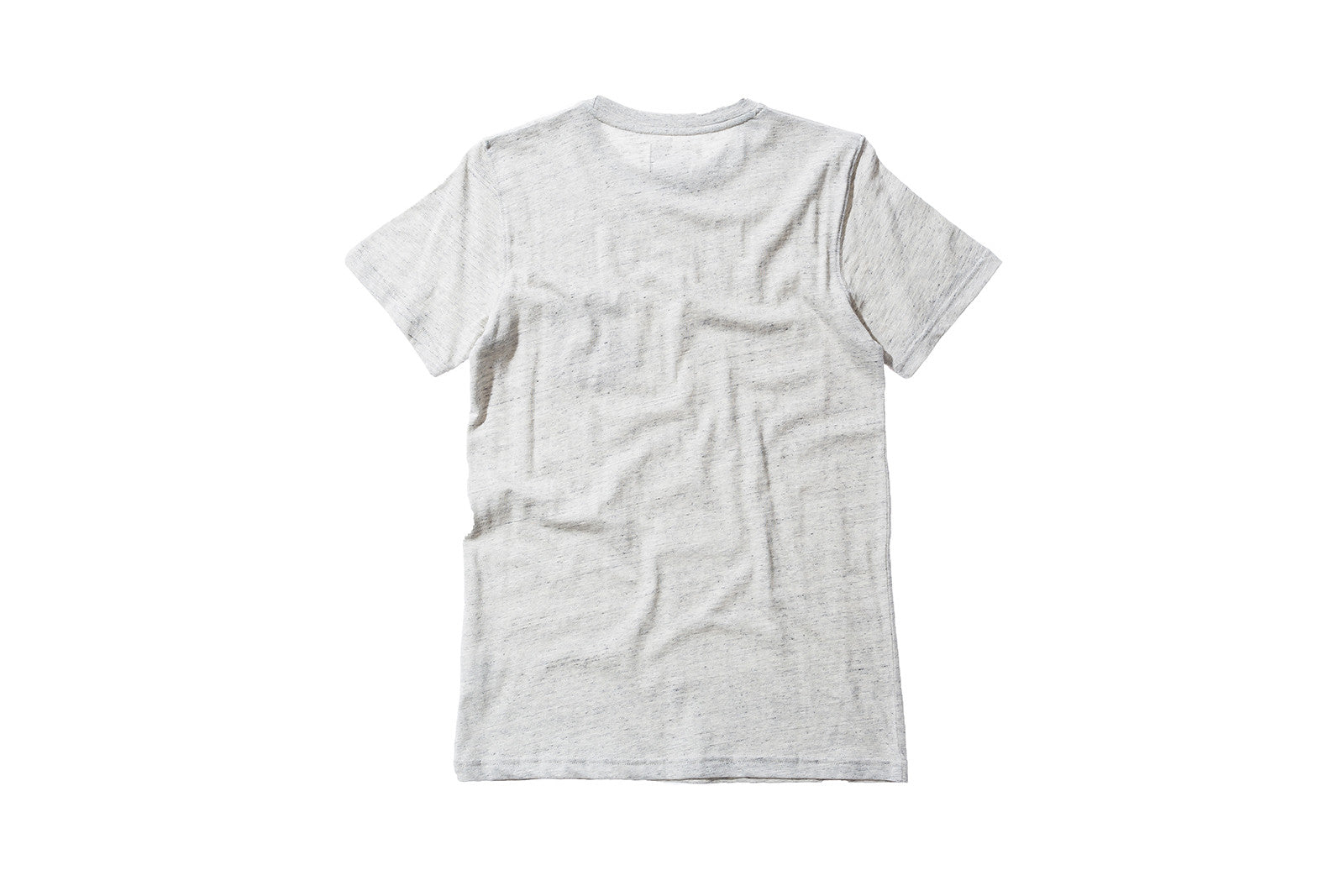 Norse Projects Niels Flame Overdye Tee - Ecru
