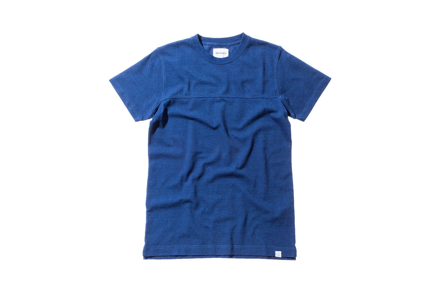 Norse Projects Rasmus Tee - Indigo