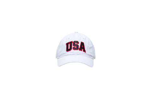 Kith USA Cap - White