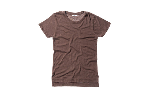 John Elliott Mercer Tee Co-Mix - Brown