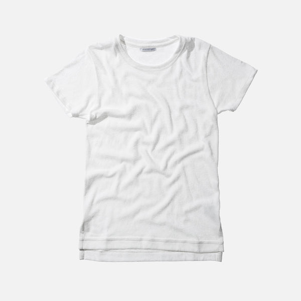 John Elliott Mercer Tee Co-Mix - White