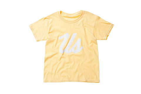 Kidset Kids Us Tee - Yellow