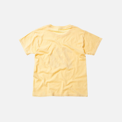 Kidset Kids Just Us Tee - Yellow