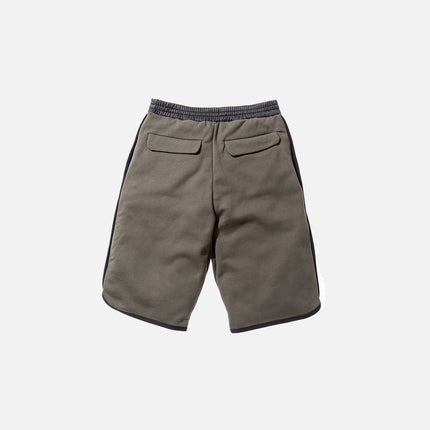Public School Tryan Elongated Short - Army Green