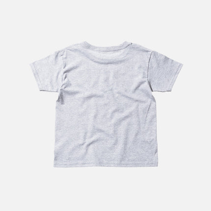 Kidset Toddlers Us Tee - Grey