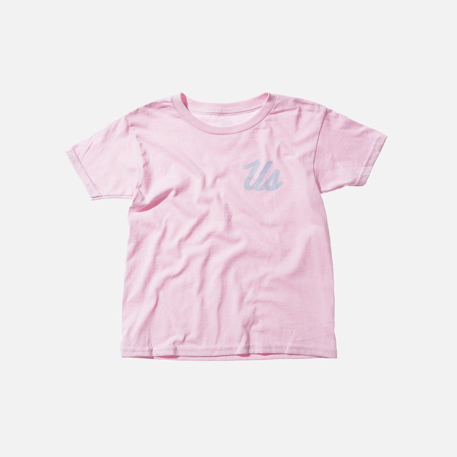 Kidset Toddlers Us Tee - Pink