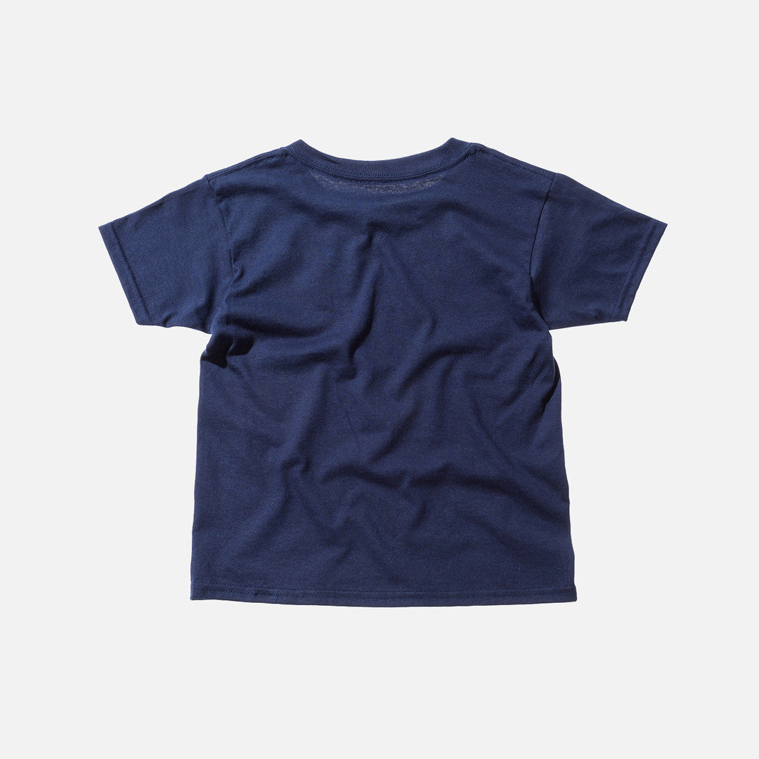 Kidset Toddlers Us Tee - Navy