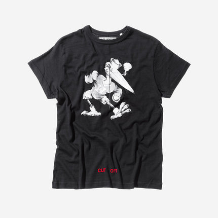 Off-White Othelo`s Stork Tee - Black