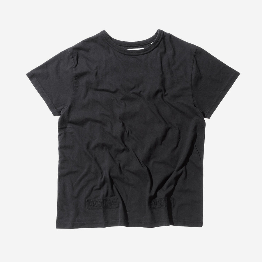 Off-White Tonal Cornelly Tee - Black  / Black