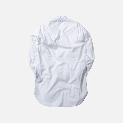 3.1 Phillip Lim Classic Tunic Raw Edge - White