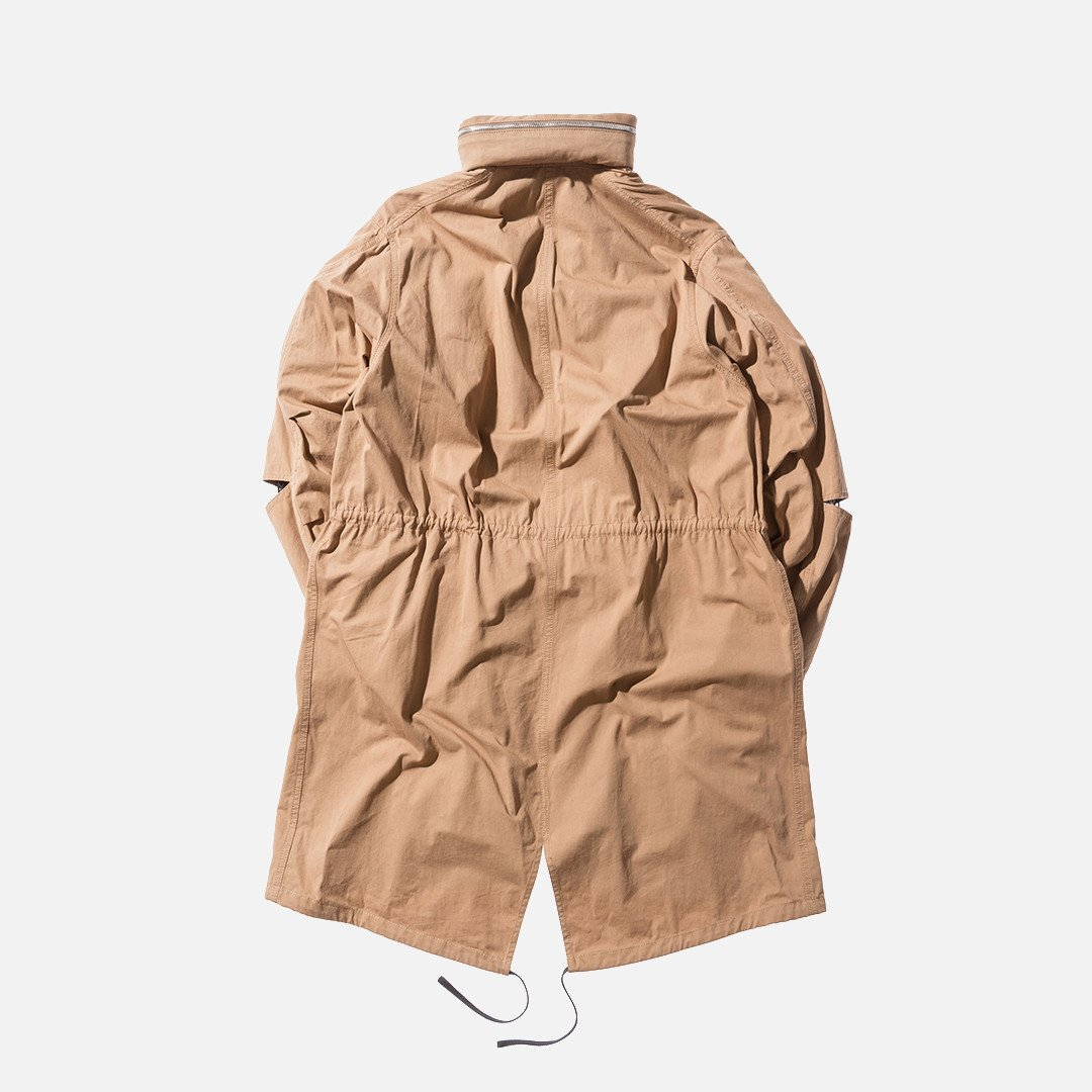3.1 Phillip Lim Hooded Parka - Khaki