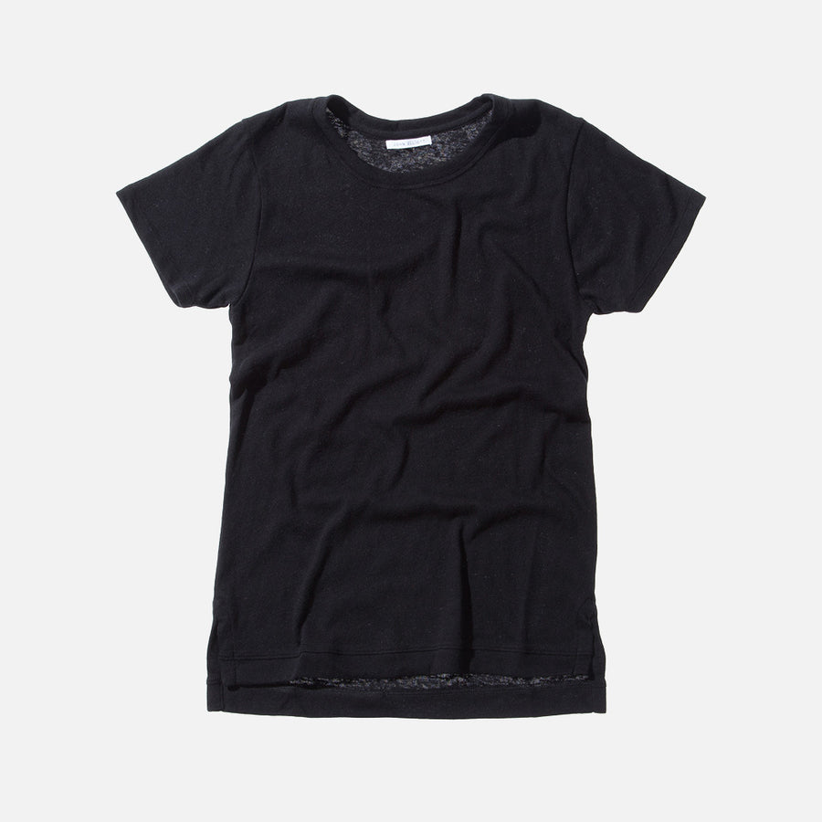 John Elliott Mercer Tee Co-Mix - Black