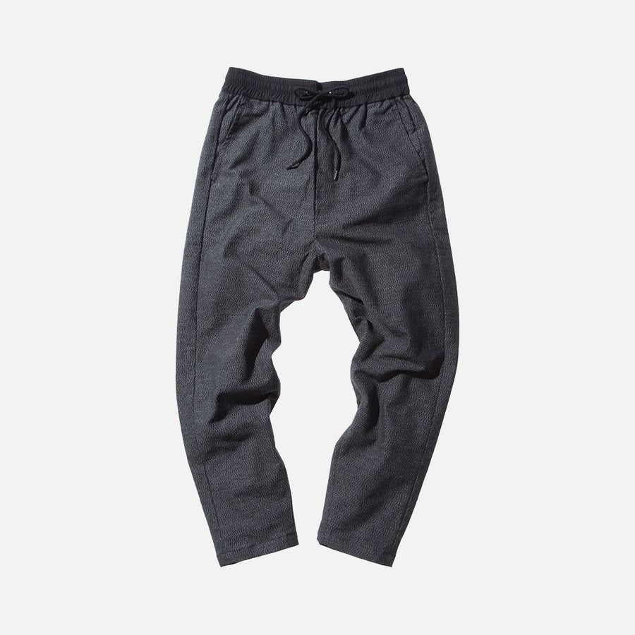 John Elliott Cropped Trousers - Black