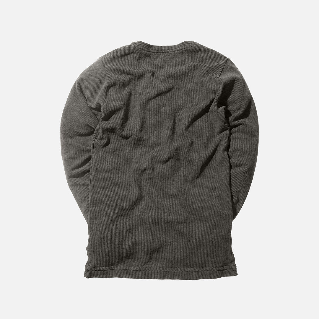 John Elliott Ribbed Mercer Pullover - Alpine