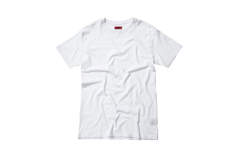 424 Essential Tee - White