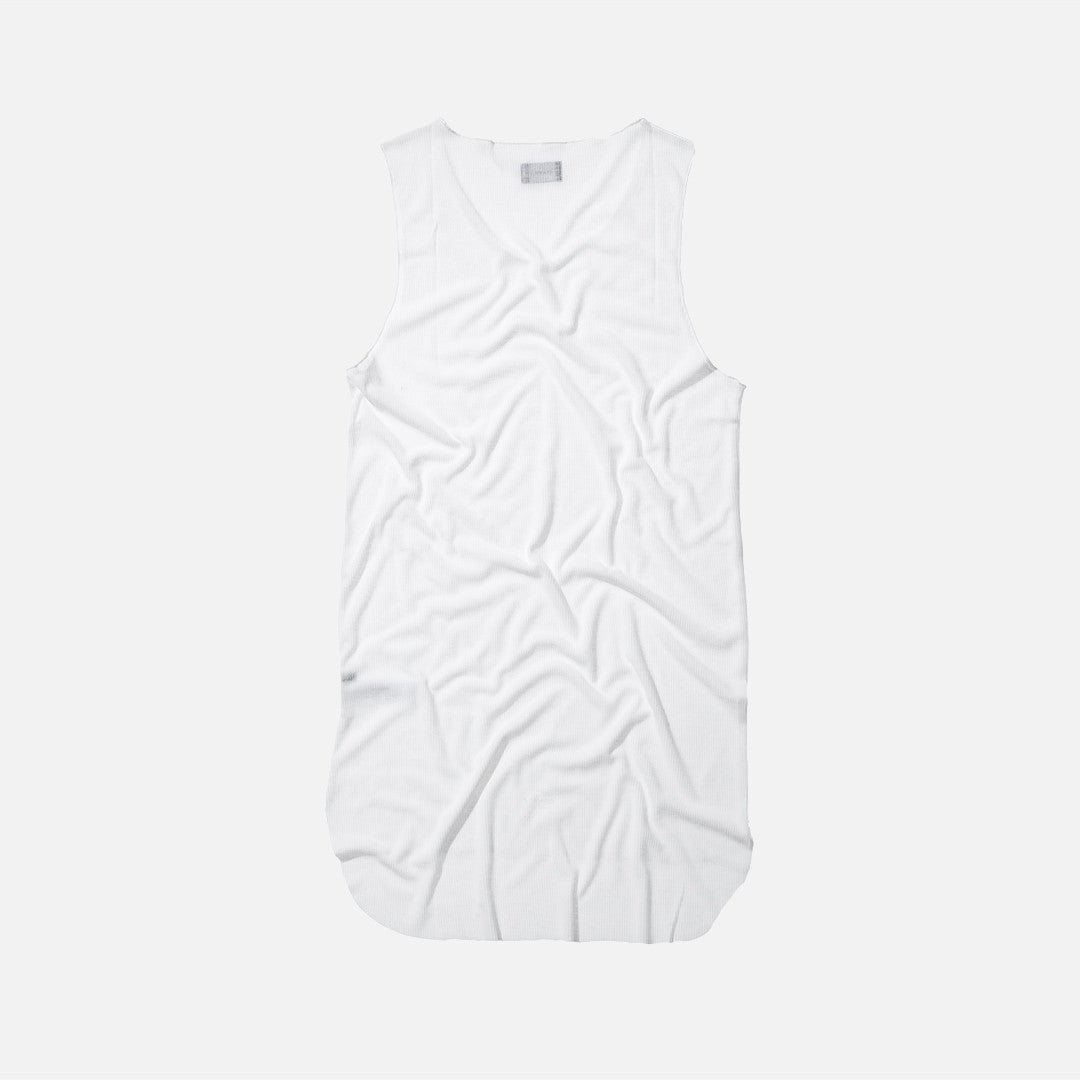 Stampd Edge Layer Tank Top - Off White