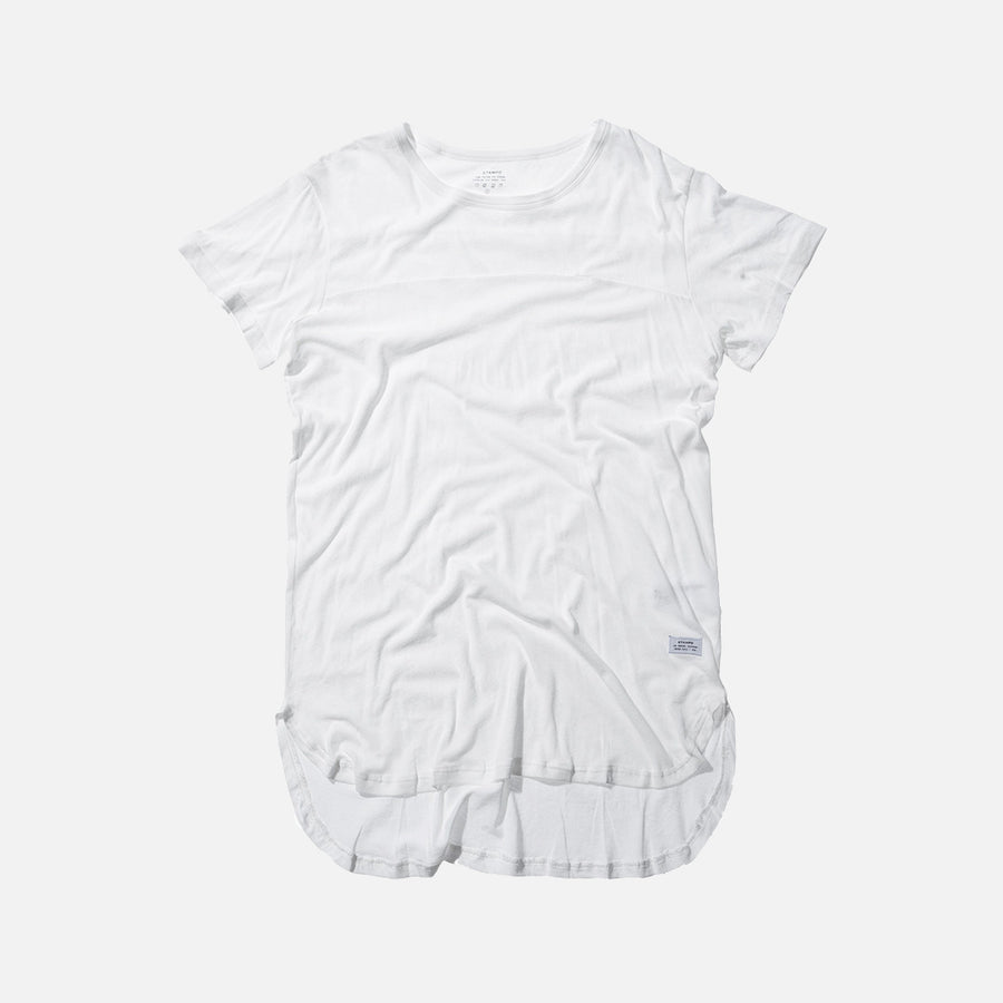 Stampd Chamber Scallop Tee - Off White