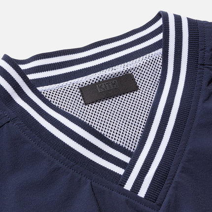 Kith Nash V-Neck Pullover - Navy