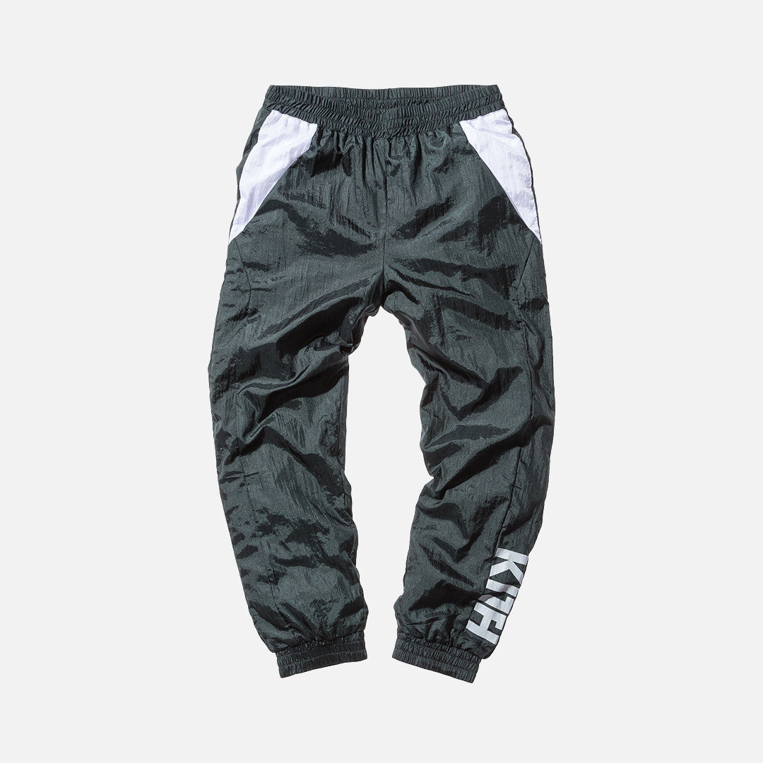 Kith Fisher Track Pant - Forest Green