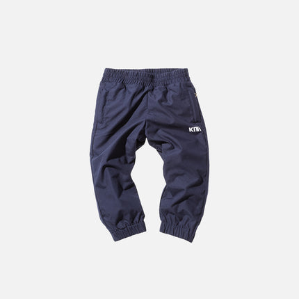 Kidset Atlanta Windpant - Navy