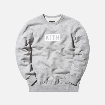 Kith Williams Crewneck - Heather Grey