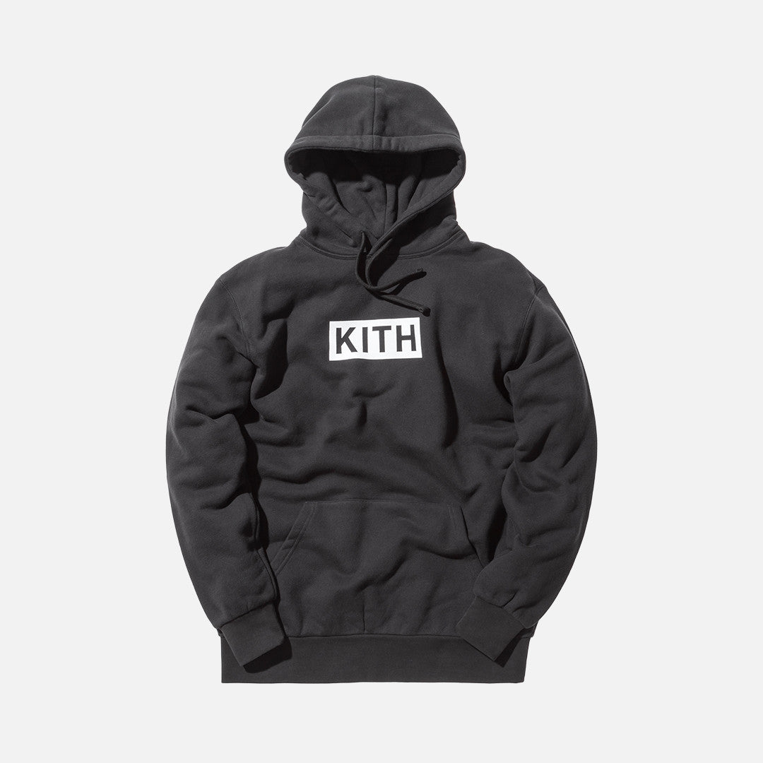 Kith Williams Hoodie - Black