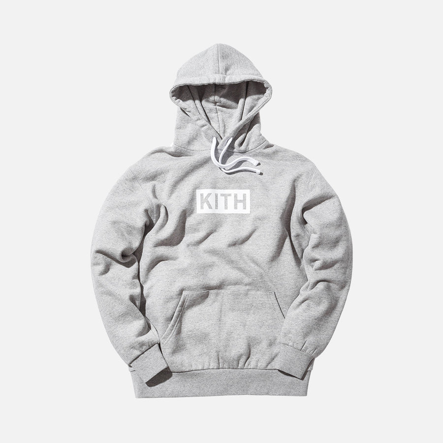 Kith Williams Hoodie - Heather Grey