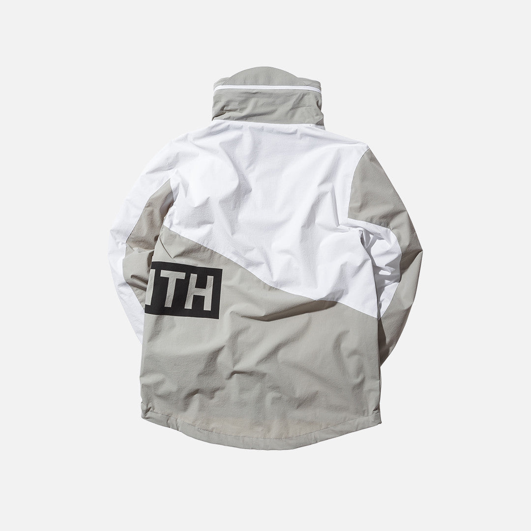 Kith Madison II Jacket - White / Grey