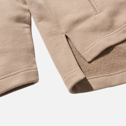 Kith Classics Kennedy Stack Neck Pullover - Dune