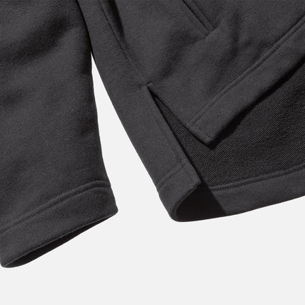 Kith Classics Kennedy Stack Neck Pullover - Black