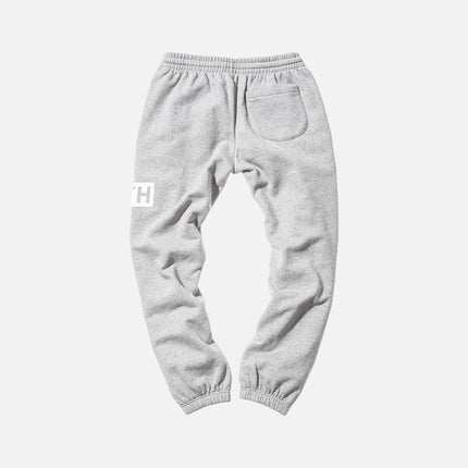 Kith Williams Sweatpant -  Heather Grey