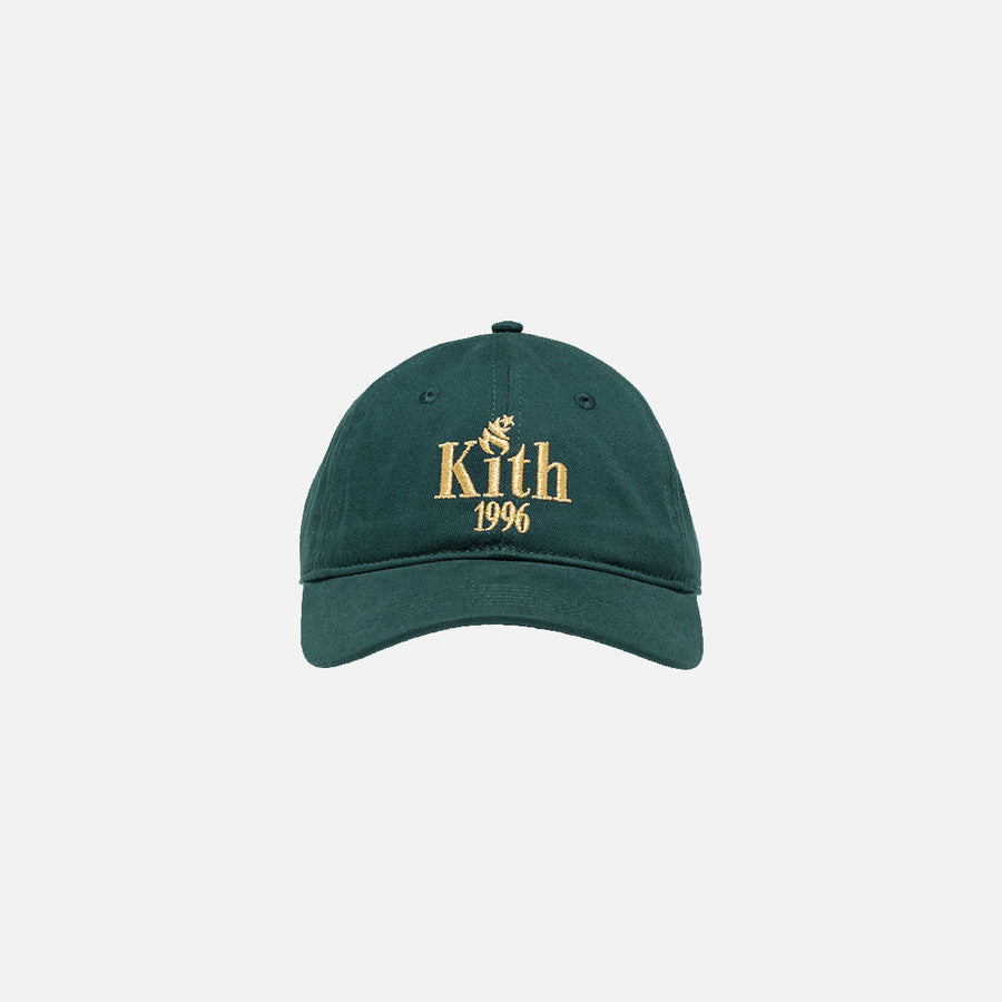 Kith 1996 Cap - Forest Green