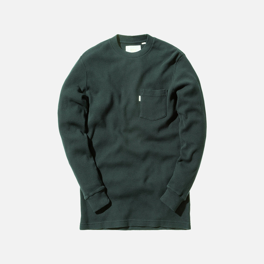 Aimé Leon Dore Long Sleeve Thermal - Green