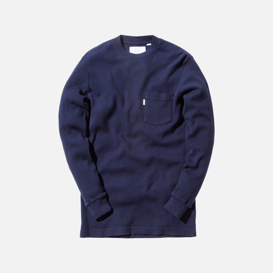Aimé Leon Dore Long Sleeve Thermal - Navy