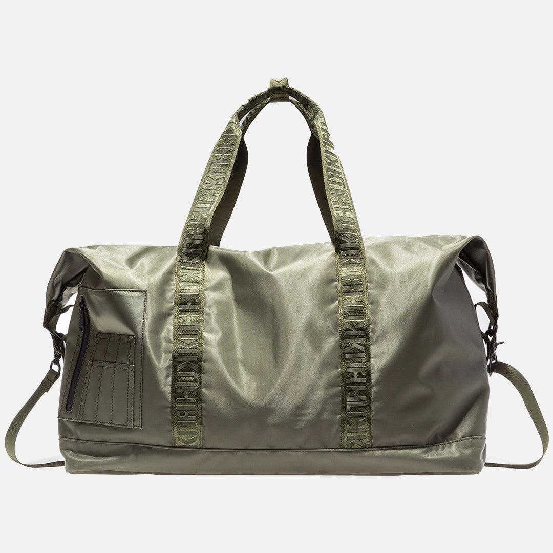 Kith Classics Astor Weekender Bag - Army Green