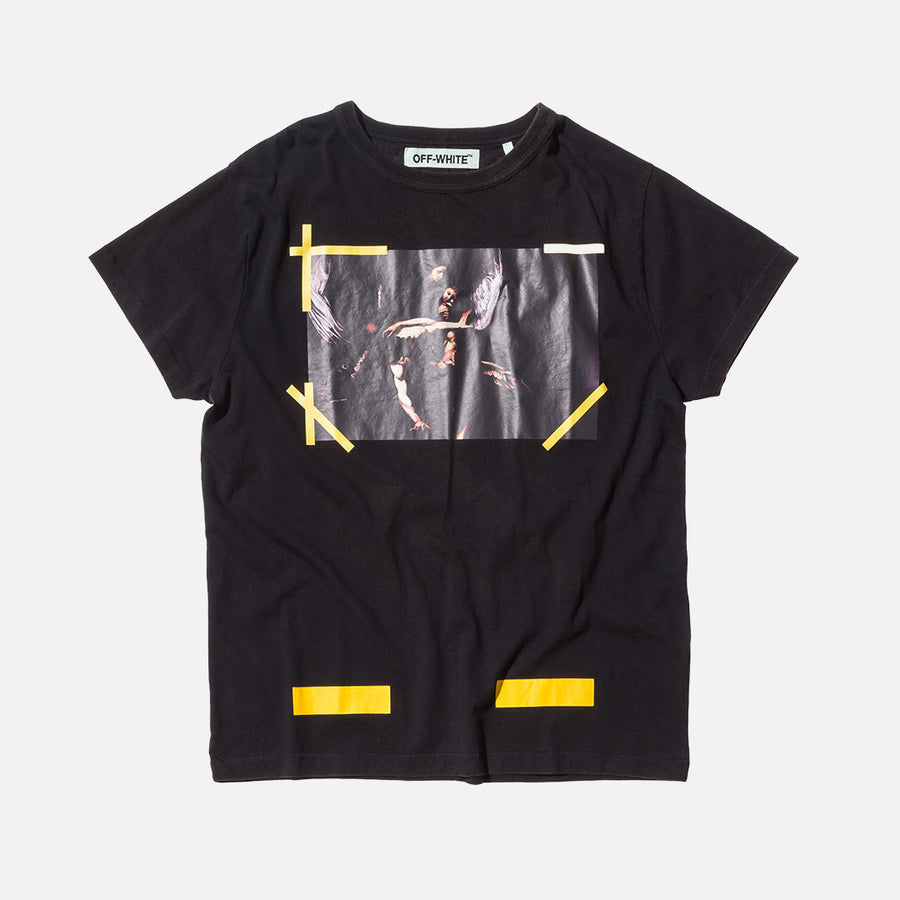 Off-White 7 Opere Tee - Black