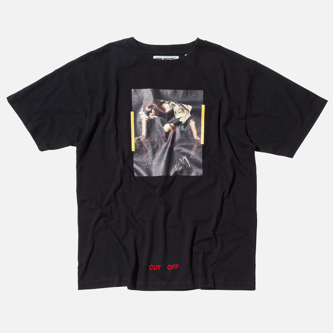 Off-White Narciso Tee - Black