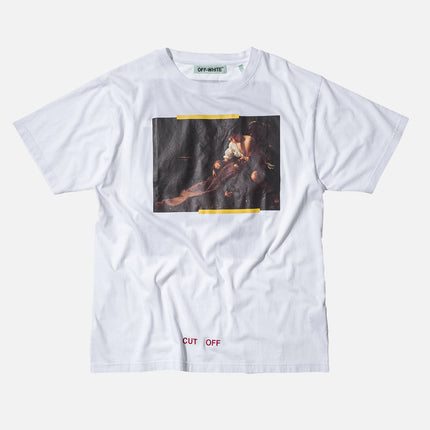 Off-White S. Francesco Tee - White / Black
