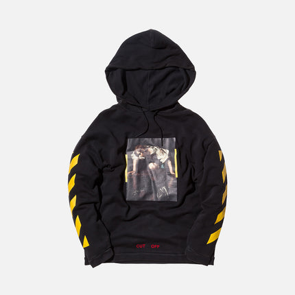 Off-White Narciso Hoodie - Black