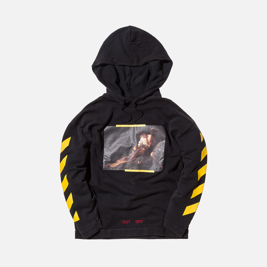 Off-White S. Francesco Hoodie - Black