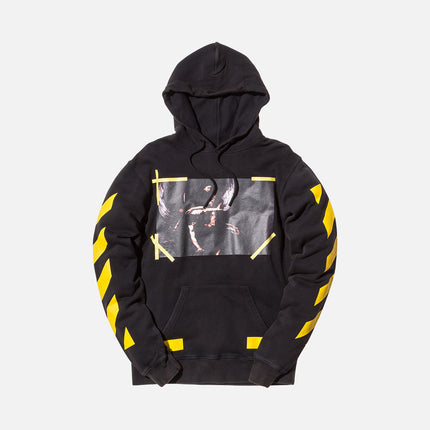 Off-White 7 Opere Hoodie - Black
