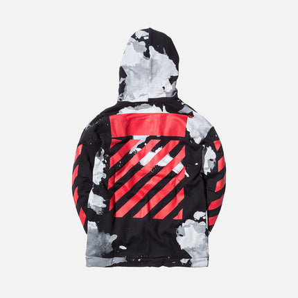 Off-White Liquid Spots Hoodie - Off- White / Black