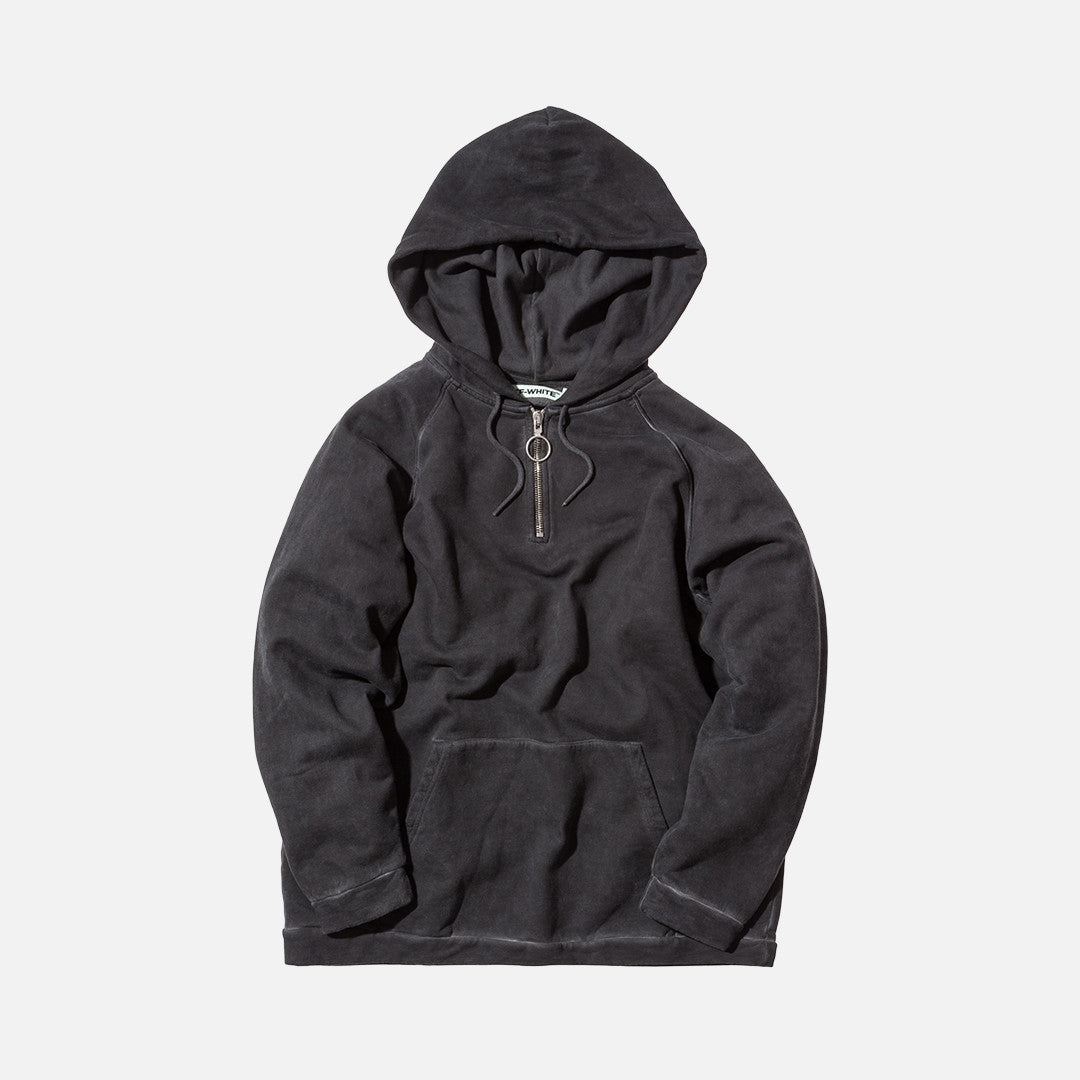 Off-White Fit Over Hoodie - Black
