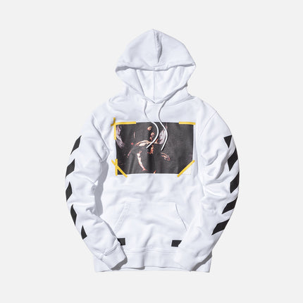Off-White 7 Opere Hoodie - White