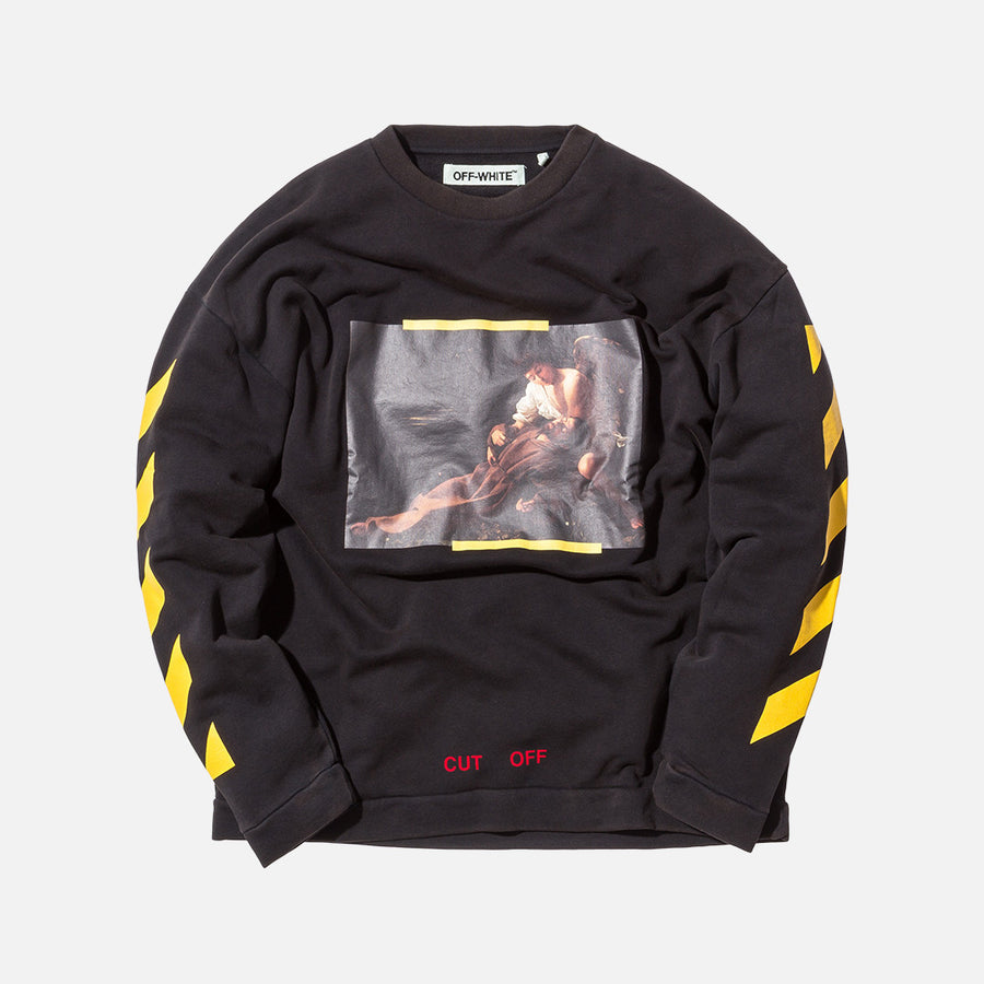Off-White S. Francesco Crewneck - Black