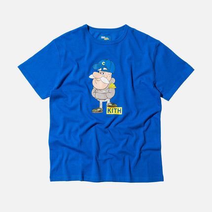 Cap'n Kith Tee - Royal Blue