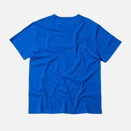 Cap'n Kith Logo Tee - Royal Blue